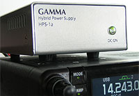 Gamma power supply